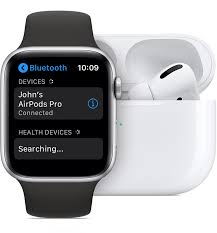use airpods and other bluetooth