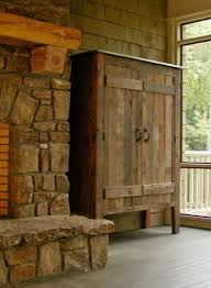 rustic wood storage cabinets. Simple Wood Collection In Rustic Storage Cabinets With Amish Reclaimed Wood Throughout R