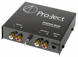 <b>Фонокорректор Pro-Ject Phono</b> Box — купить по выгодной цене ...