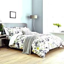 image from grey and white duvet yellow gray and white striped duvet cover target 59193
