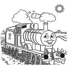 A steep mountain track thomas tank the train art worksheet old steam locomotive pictures to color coloring pages for kids with beautiful forest environments. Top 20 Free Printable Thomas The Train Coloring Pages Online