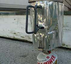 canister stove wind screens and how to
