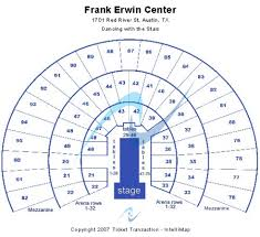 Frank Erwin Seating Chart 28 Scientific Frank Erwin Center Seating Diagram