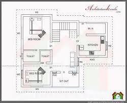 2000 sq ft house plans kerala luxury kerala model house plans free 1500 sqft 2 bedroom