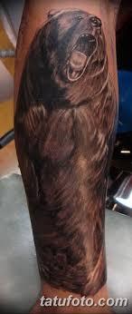 фото тату с медведем от 12092018 214 Tattoo With A Bear