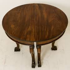 antique console tables console half round