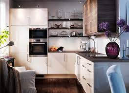 Small Fitted Kitchen Modern Small Kitchen Ideas For Apartment With White Wooden Kitchen