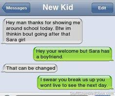 Break Up texts on Pinterest | Text Messages, Texts and Breakup via Relatably.com