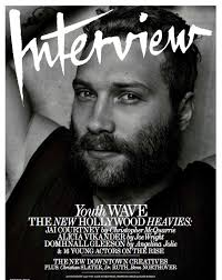 It's all happening for domhnall gleeson. First Look Alicia Vikander Domhnall Gleeson S Interview Cover For New Hollywood Heavies Issue Exclusive Photos