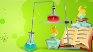 Science Fair Powerpoint Templates Chemical Science Powerpoint Templates Green Healthcare
