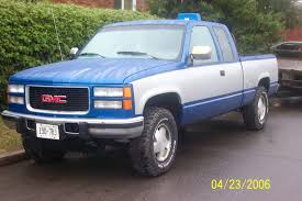 1992 GMC Sierra 3500 Specs and Photos | StrongAuto