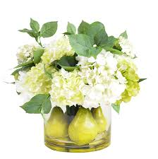 Creative Displays And Designs Inc Amazon Com Creative Displays Green And White Hydrangeas In