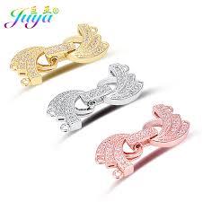 Ali Moda DIY <b>Jewelry Findings</b> Supplies Zircon Copper <b>Connector</b> ...