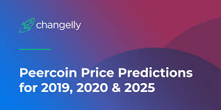 Peercoin Ppc Price Predictions For 2019 2020 2025