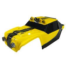 QUANBU for HBX 12891 1/12 DESERTRC Car Body Shell <b>891</b> ...
