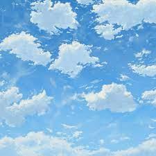 iPad wallpaper - bl69-art-anime-sky