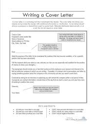 What Does A Cover Letter For A Resume Consist Of - Letter Idea 2018