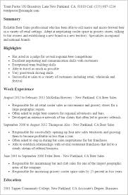 skills for sales representative resume beer sales representative resume thesis on hamlet