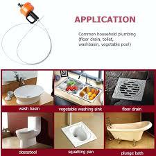 sink auger plumbing auger home depot