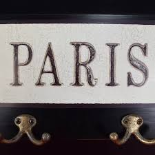 Used Coat Rack For Sale 100% OFF Paris Wall Hanging Coat Rack Decor 27
