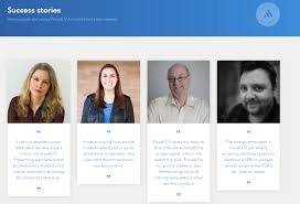 Visual Cv Builder Get Your Resume To Standout From The Rest With Visualcv Free