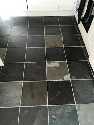 Kitchen With Slate Floor Slate Posts Stone Cleaning And Polishing Tips For Slate Floors