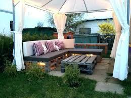 garden furniture made of pallets. Outdoor Furniture Made From Pallets Out Diy Garden Of T