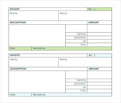 Payment Receipt Format In Word Money Receipt Format Doc Sample Payment Receipt 100 Documents In 84
