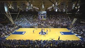 Duke Basketball Seating Chart Cameron Indoor Stadium Seating Chart Duke Basketball