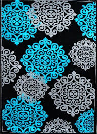 teal and black area rug turquoise and gray area rug turquoise gray black area rugs carpet