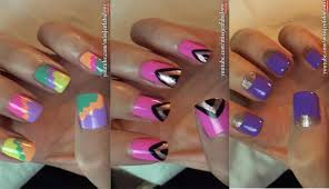 Easy Nail Art Designs For Beginners - FACE MAKEUP IDEAS