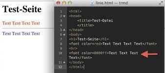 HTML: Textfarbe ändern – so geht's - CHIP