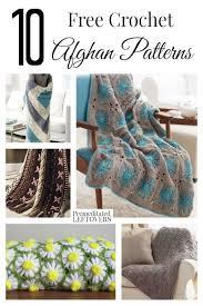Free Crochet Afghan Patterns Custom 48 Free Crochet Afghan Patterns