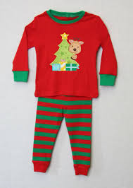 Baby Boy Pajamas - Baby Christmas Pajamas 292644 - Zuli Kids Clothing
