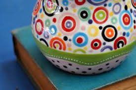 gallery for simple pottery painting ideas