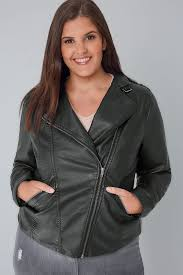 leather jackets plus size plus size ladies leather look jackets