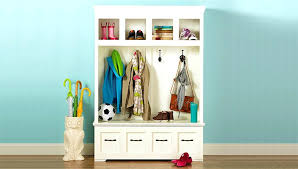 Entry Hall Tree Coat Rack Storage Bench Seat Grey Table Color Together With Entry Hall Tree Coat Rack Storage 69
