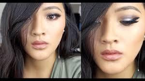 grwm full face makeup look