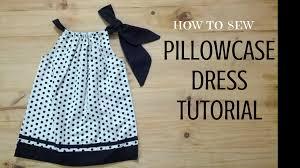 Free Pillowcase Pattern Stunning SEW EASY PILLOWCASE DRESS DressCrafts