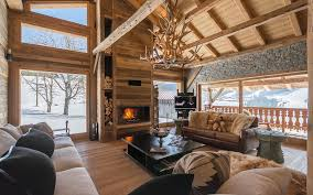 ski chalet furniture. Ferme De La Corderie Is A Renovated Farmhouse/ Luxury Ski Chalet In Les Gets With Furniture E