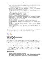 Hr recruitment resume samples recruiter resume sample sample recruiter  resume examples etc see how write your