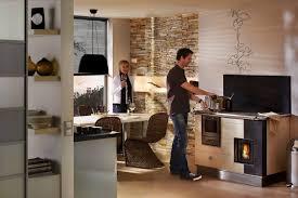 Holzherd Für Die Küche Der Küchenherd Beheizbar Mit Holz