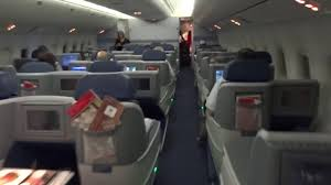 Delta 767 400er Business Elite Cabin Walkthrough