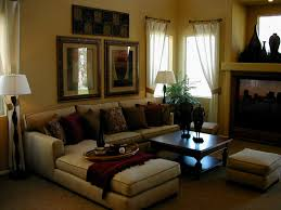 Furniture, Small Living Room Furniture With Modern Lamp And Sofa And  Cushion And Carpet And