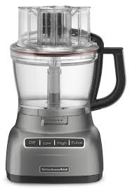 kitchenaid 12 cup food processor. amazon.com: kitchenaid kfp1333cu 13-cup food processor with exactslice system - contour silver: kitchen \u0026 dining kitchenaid 12 cup i