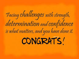 Facing Challenges With Strengthdetermination And Confidence Is What