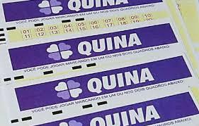 """""""Quina"""" 4857: sorteio de prêmio acumulado em 6,5 milhões hoje ..."""