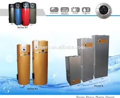 Heater Pump Simple Air Source Heat Pump Water Heater 5 Cascade Airsource