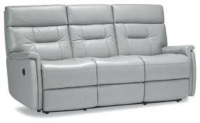 grey leather recliner. Leather Recliner Couch Alluring Grey Reclining Sofa With Elegant Gray Chairs .