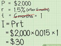 3 Ways To Calculate Interest Wikihow